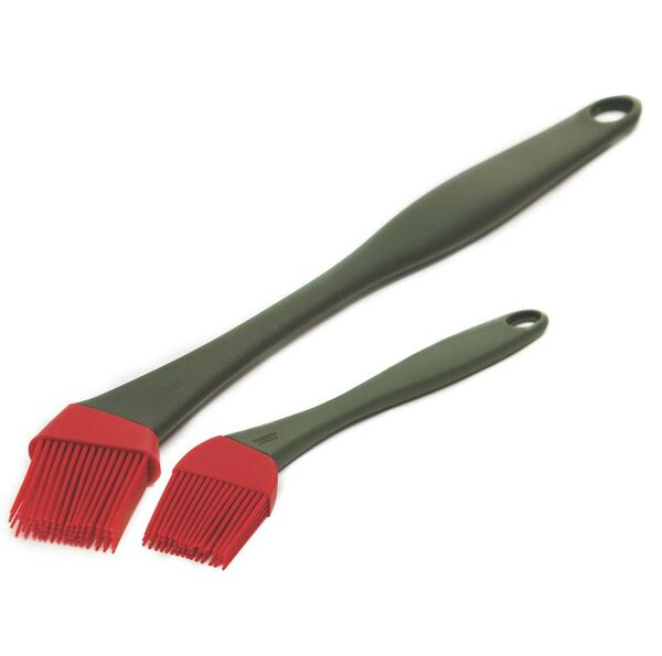 2-Piece Silicone Basting Brush Set by Onward Mfg Co