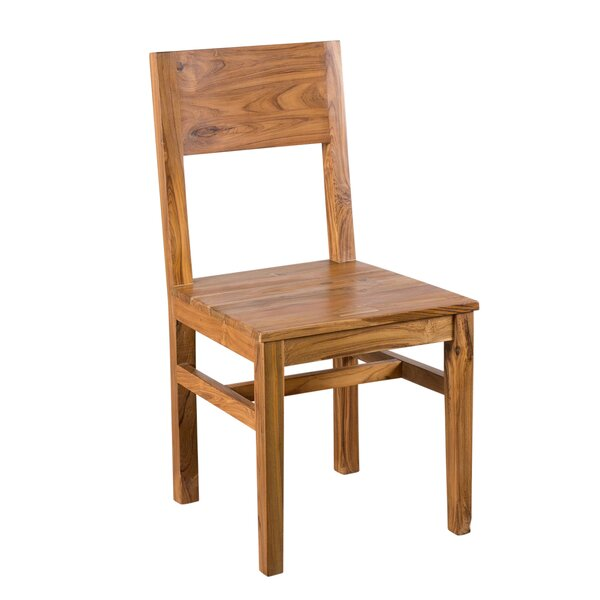Hagerman Solid Wood Dining Chair by Wildon Home®
