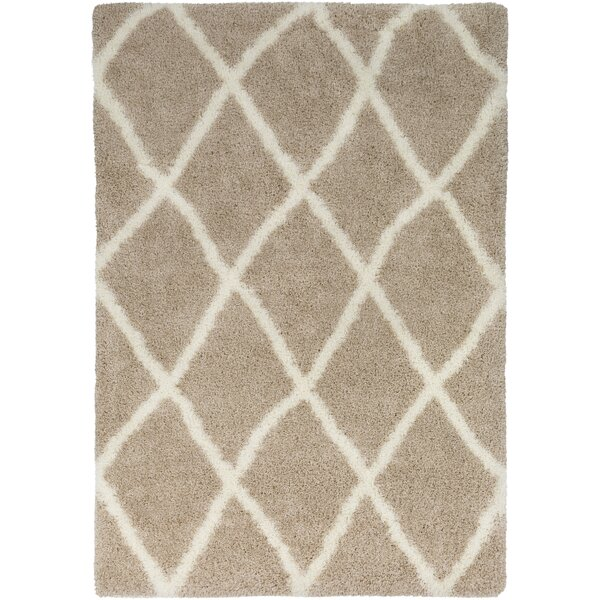 Kolton Brown Indoor Area Rug by Williston Forge