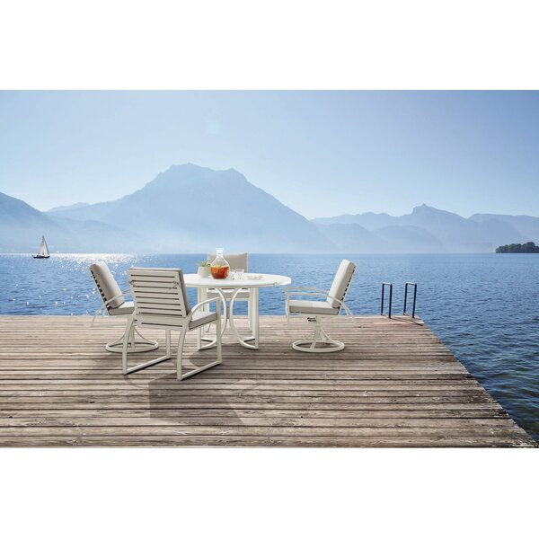 Dani 5 Piece Dining Set by Highland Dunes