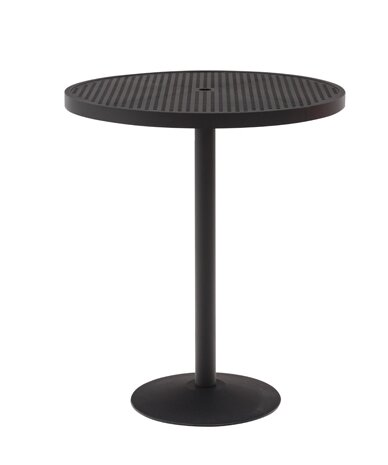 Hanna Metal Bar Table by Wabash Valley