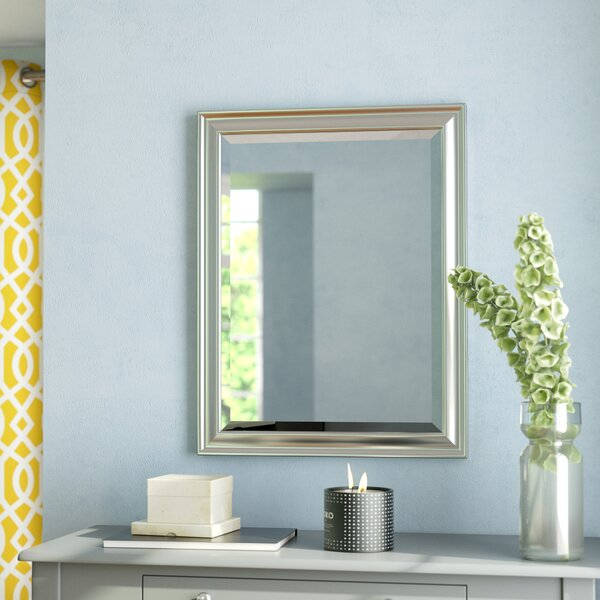 Canadice Framed Beveled Wall Mirror by Alcott Hill