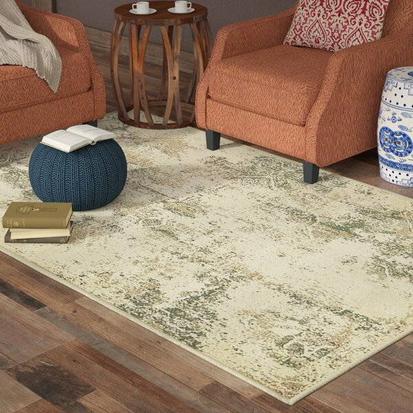Kentville Beige Area Rug by Trent Austin Design