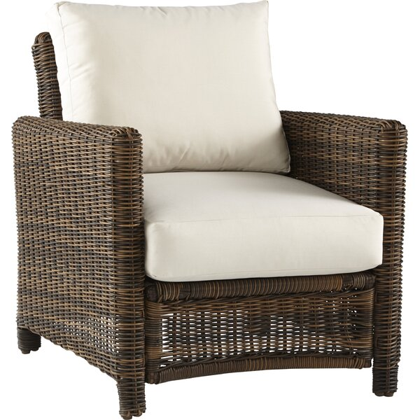 Spurrier Del Ray Deep Seating Chair with Cushion by Bay Isle Home