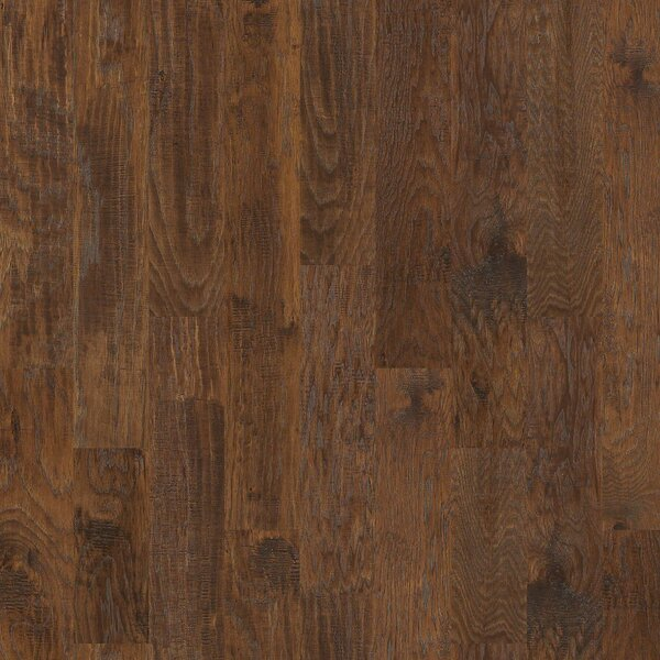 Greensboro 6 3/10 Engineered Hickory Hardwood Flooring in Silverado by Shaw Floors