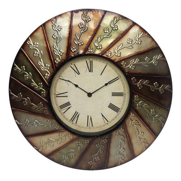 Swirl Clock by World Menagerie