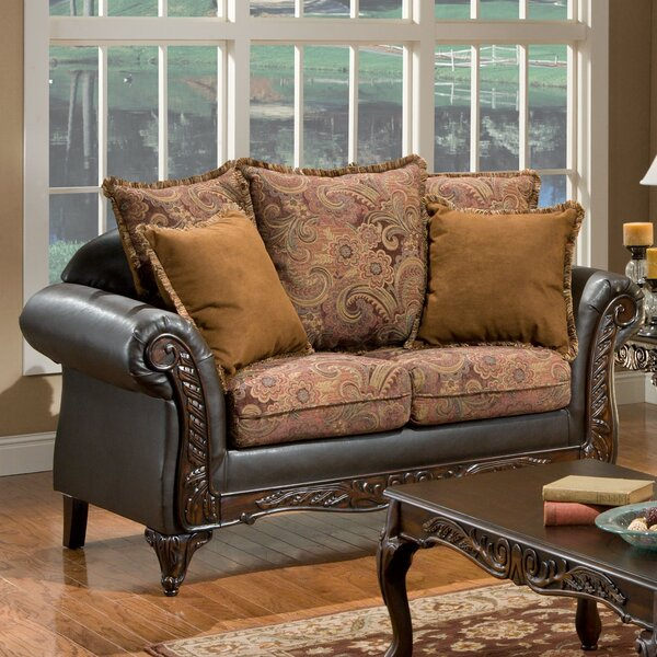 Price Comparisons For Arlene Loveseat by Chelsea Home by Chelsea Home