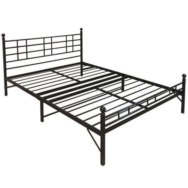 Darrel Model H Platform Bed by Alcott Hill