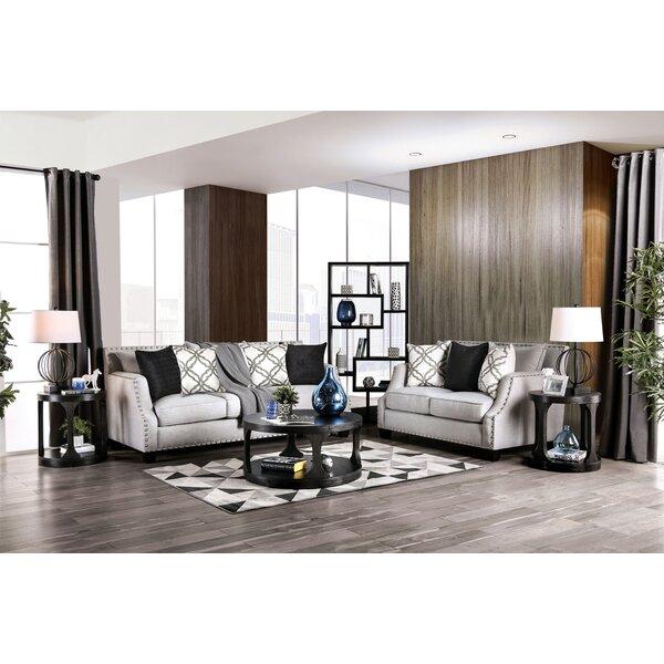 Edgewood Configurable Living Room Set by Rosdorf Park