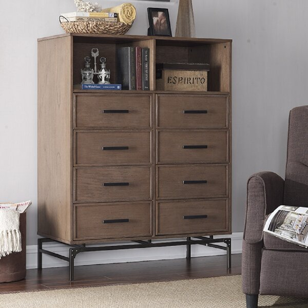 Desa 8 Drawer Chest by RunFine Group