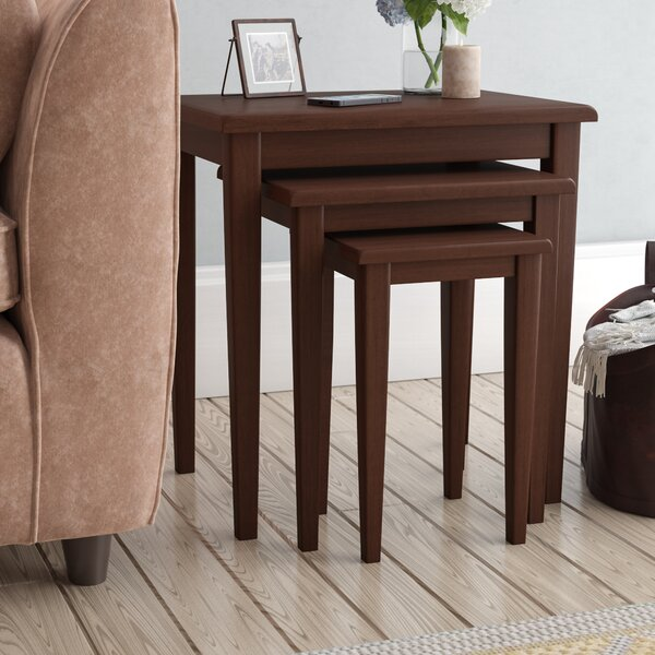 Cales 3 Piece Nesting Tables by Winston Porter