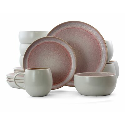 Joss Mainkrushap 16 Piece Dinnerware Set Service For 4 Dailymail