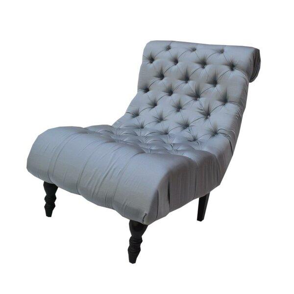Review Buckingham Slipper Chair