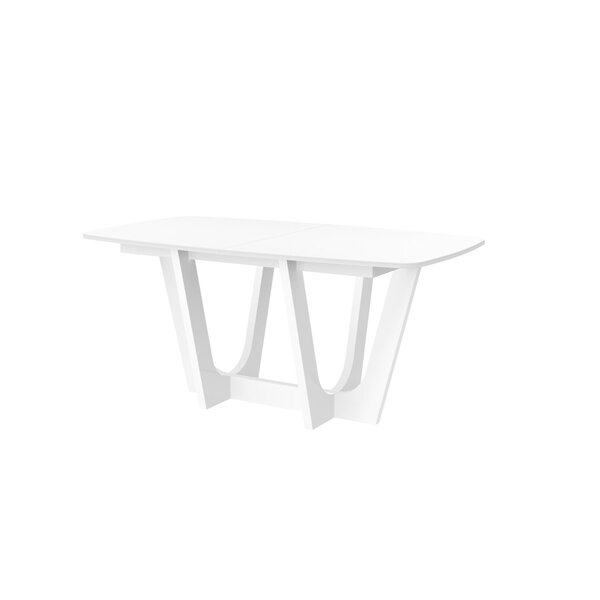 Crosswall Extendable Dining Table By Orren Ellis