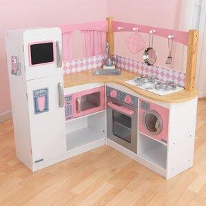 Play Kitchen Accessories play kitchen sets & accessories | wayfair