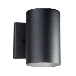 Buy clear 1-Light Outdoor Sconce By Kichler