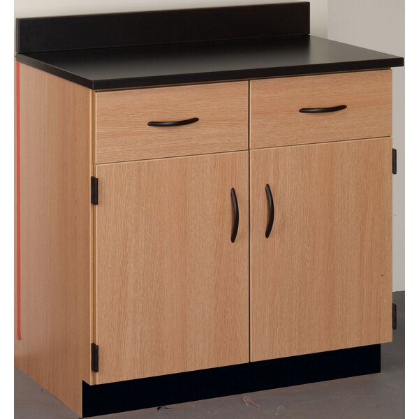 Science 2 Door Storage Cabinet by Stevens ID Systems