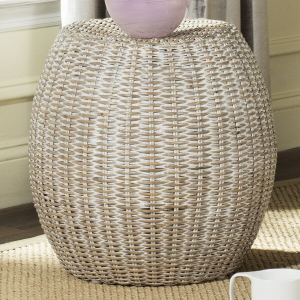 Mousoulita End Table by Bay Isle Home