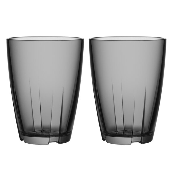 Bruk 11.56 oz. Tumbler (Set of 2) by Kosta Boda