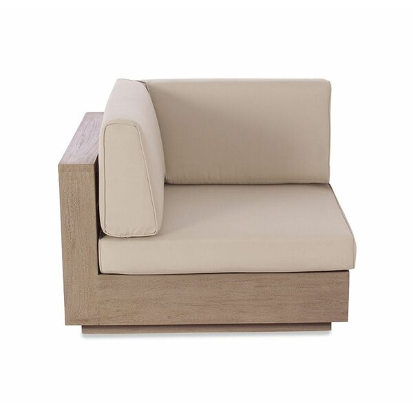 Isabella Deep Seating Corner Seat by Gracie Oaks
