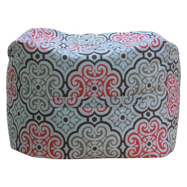 Premiere Home Pouf by Fox Hill Trading