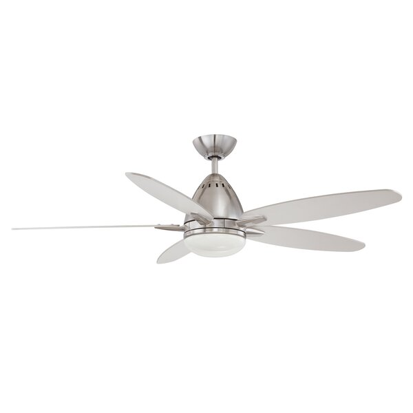 52 Genesis 5-Blade Ceiling Fan with Wall Remote by Kendal Lighting