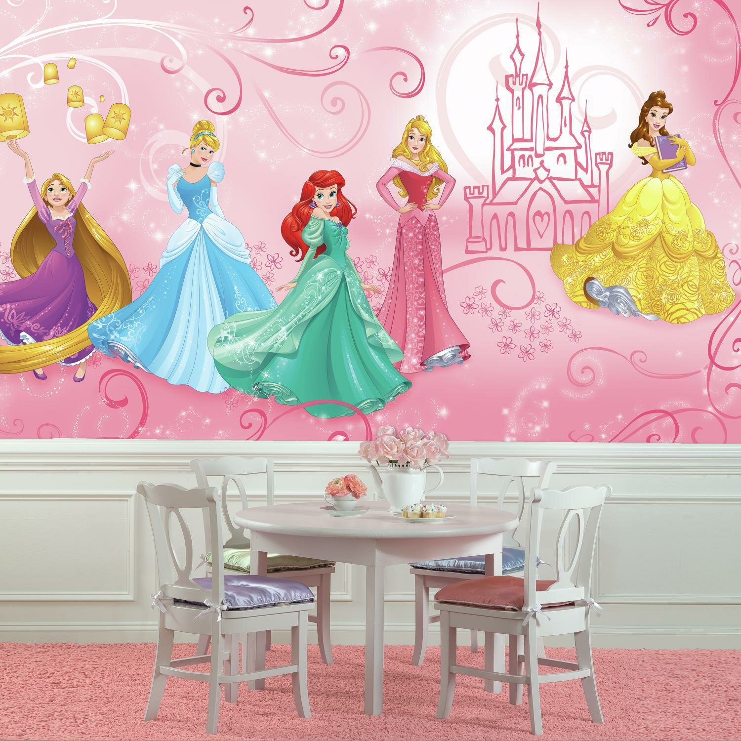 Wall Mural photo wallpaper CARS 2 DISNEY for kids nursery decoration Adhesive