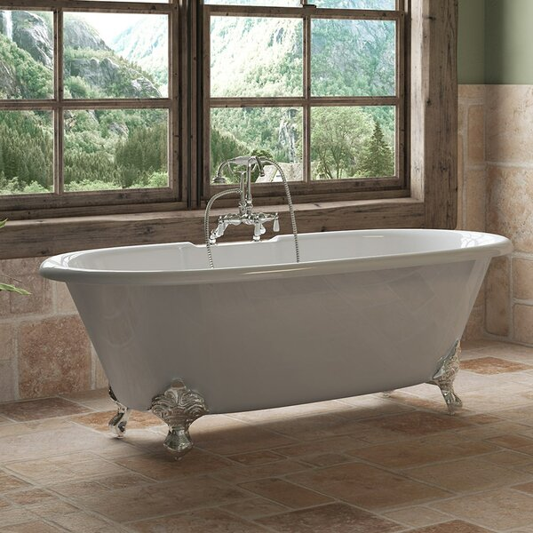 67 x 30 Clawfoot Bathtub by Cambridge Plumbing