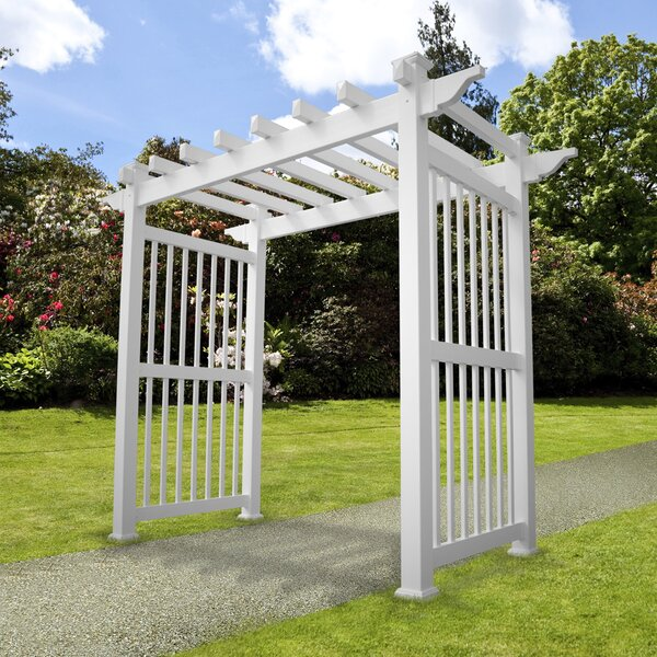 Imperial Vinyl Arbor by Weatherables