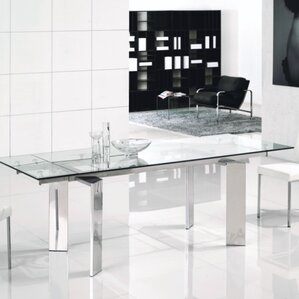 Euphoria Extendable Dining Table by Casabianca Furniture