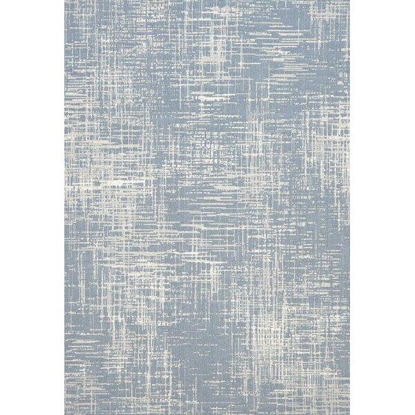 Bingham Blue Area Rug by Wrought Studio