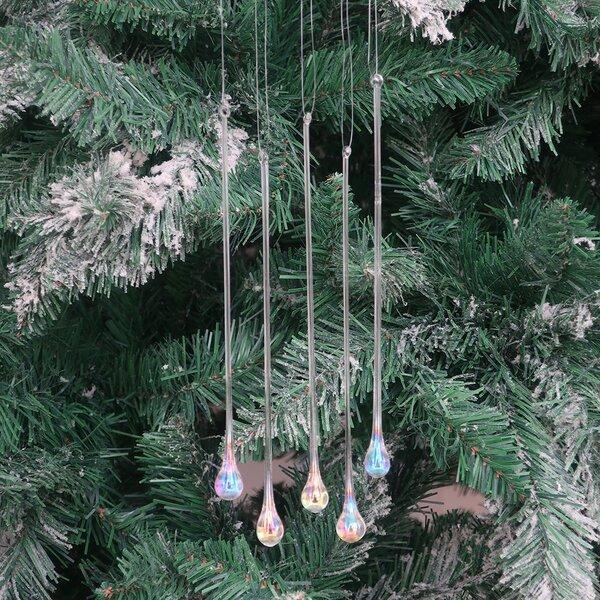Glass Icicle Ornaments Wayfair