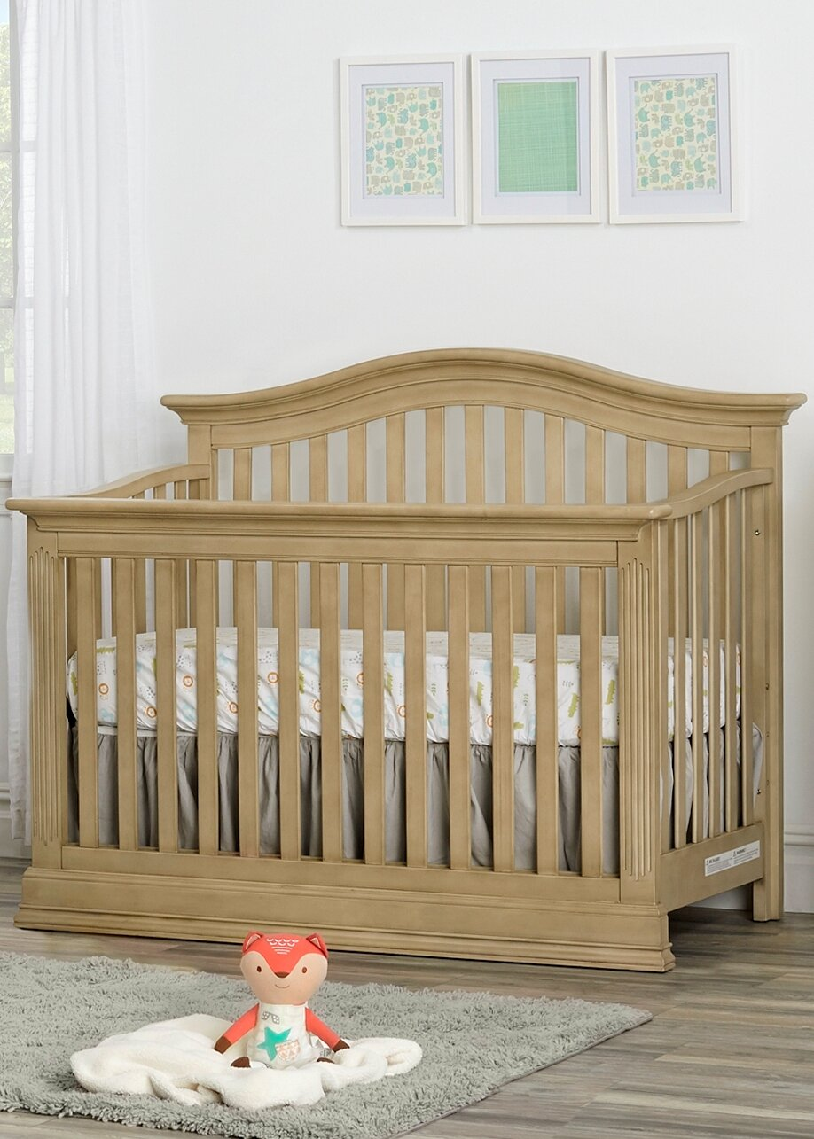 Suite Bebe Dakota 4 In 1 Convertible Crib Amp Reviews Wayfair