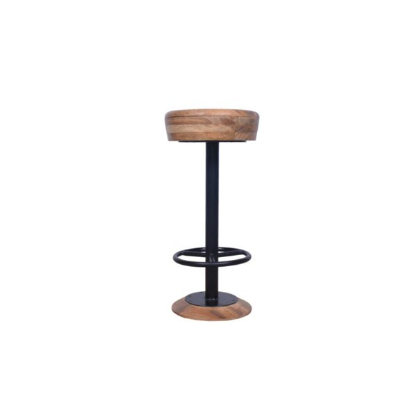 Henning Adjustable Height Bar Stool by Gracie Oaks