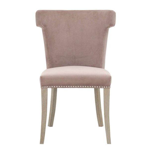 Kivett Upholstered Dining Chair by Everly Quinn