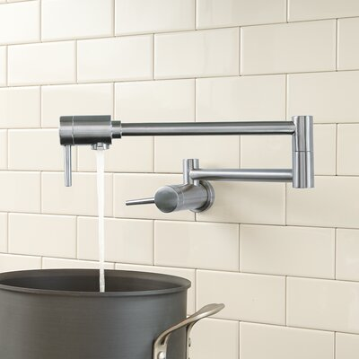 Pot Filler Arctic Stainless photo