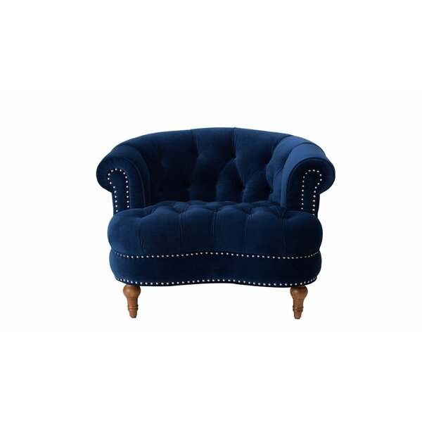 Ballinger Tufted Chair and a Half by Astoria Grand