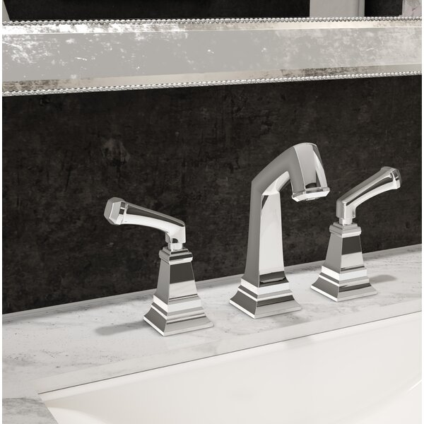 Oxford Widespread Bathroom Faucet with Drain Assembly by Symmons