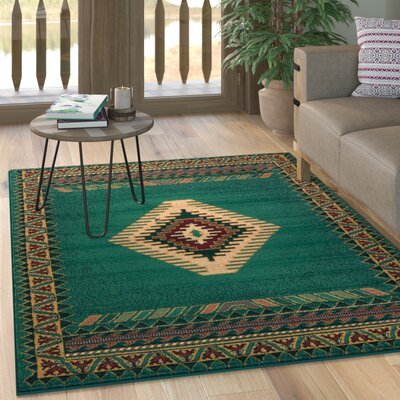 6 8 Runner Green Area Rugs You Ll Love In 2019 Wayfair