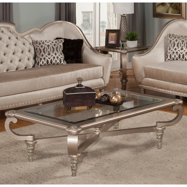 Sofia Coffee Table By Benetti's Italia