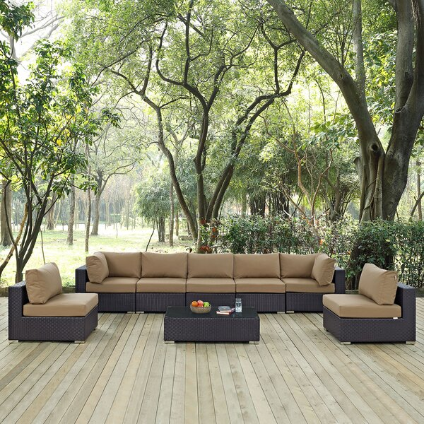 Ryele 4 Piece Lounge Chair Set with Cushions by Latitude Run