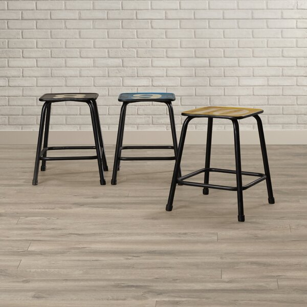 Kori 19 Trio Accent Stool (Set of 3) by 17 Stories