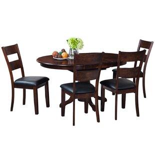 Valleyview 5 Piece Dining Set ByTTP Furnish