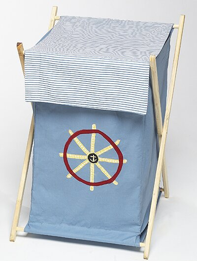Come Sail Away Laundry Hamper by Sweet Jojo Designs