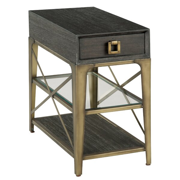 Chair Side Table By Hekman