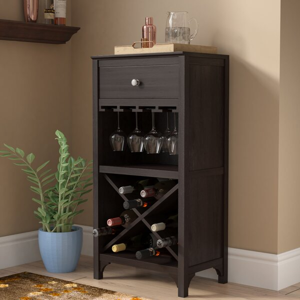 Mackenzie 20 Bottle Floor Wine Rack by Darby Home Co