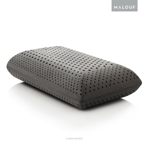 Bamboo Traditions Pillow Reviews : Malouf Zoned Dough Memory Foam Pillow & Reviews Wayfair