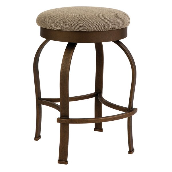 Cleaver 30 Swivel Bar Stool by Fleur De Lis Living