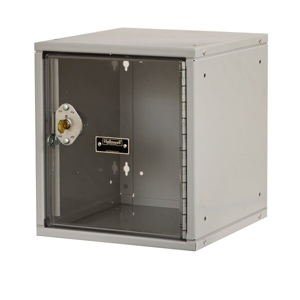 Cubix 1 Tier 1 Wide Employee Locker by Hallowell