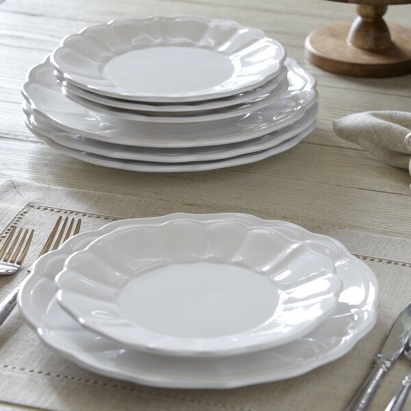 Vincent Dinner Plate (Set of 4) by Birch Lane™
